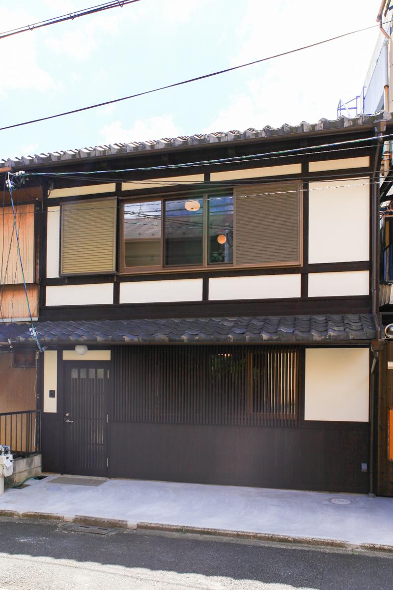 上京区の京町家